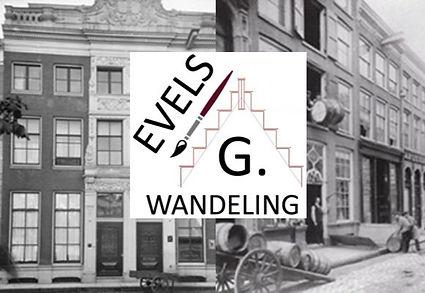 Stadswandeling G. Evels