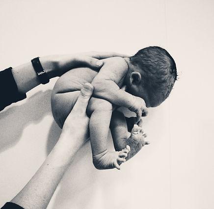 Geboortefoto Zoe Verloskundige Praktijk Westland