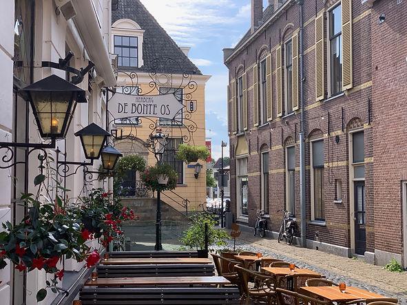 Herberg de bonte Os in Kampen