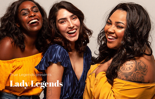 The Female Trail | Lady Legends | True Legends