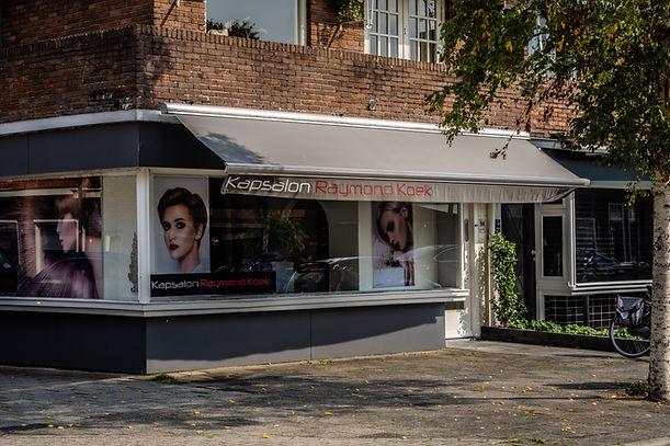 Adres van Kapsalon Raymond Koek in Kampen