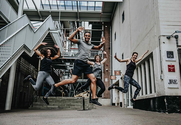 UNITY ; haal alles uit je work out