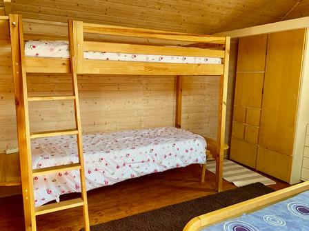 Slaapkamer 4 Stapelbed