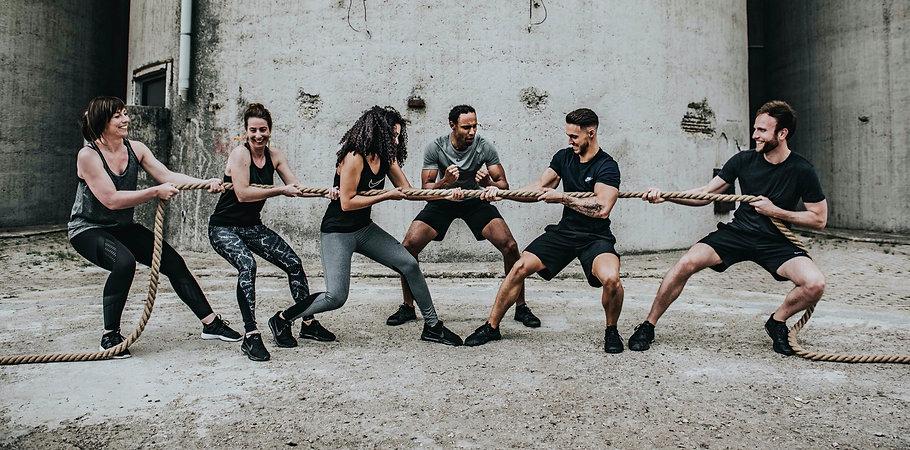 Personal Training Paintsil Velp: alleen, samen of met een groep.