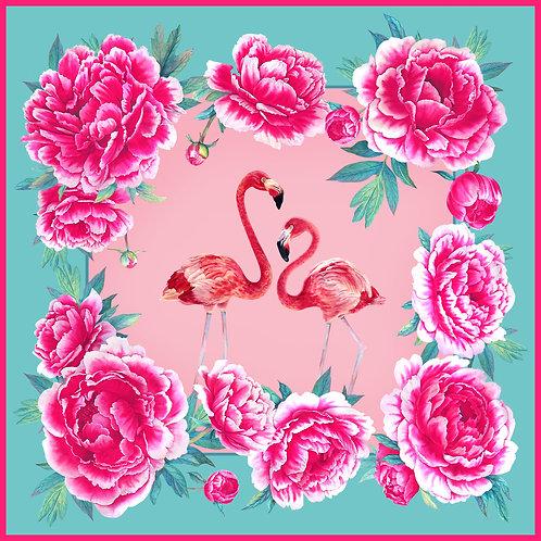 """Платок """"Фламинго"""""""