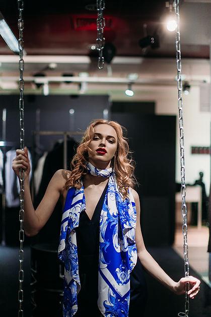 платки Нина Ручкина