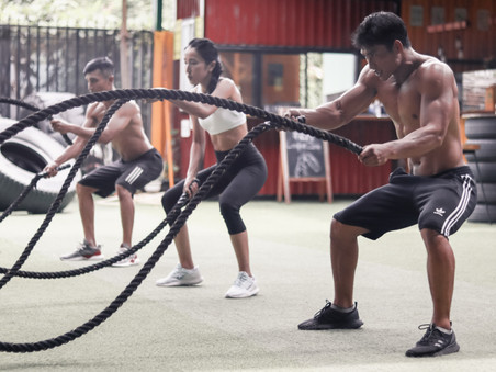 Why to choose Fitness Bootcamp at 420 Fitness Playground?