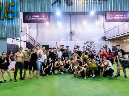 Happy 2nd anniversary 420 Fitness Playground