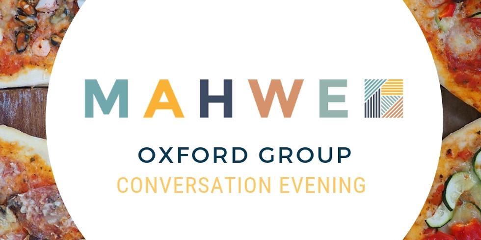 Mahwe Oxford