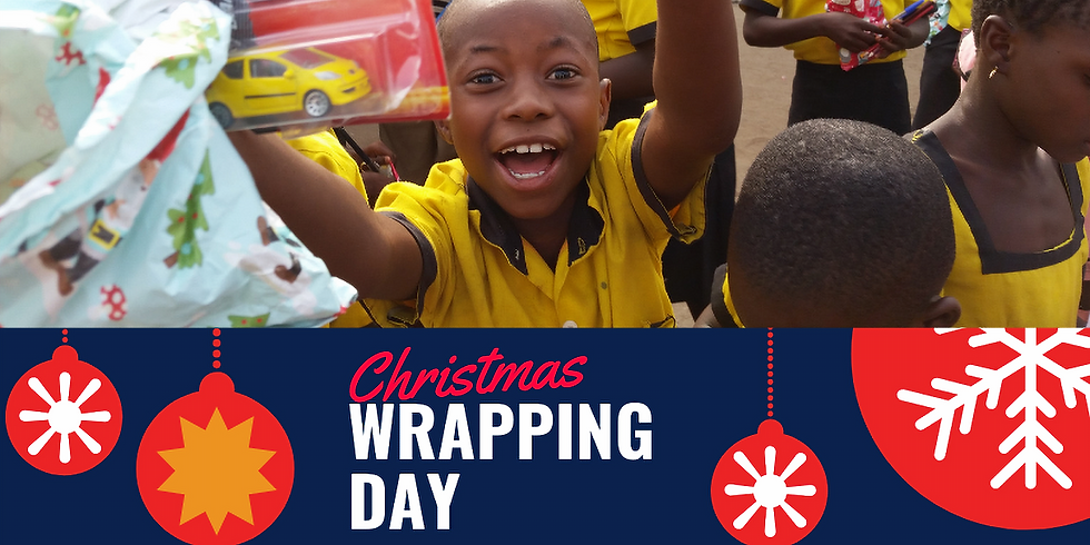 Christmas Wrapping Day