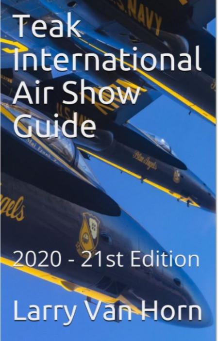 Teak International Air Show Guide