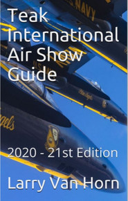 Teak International Air Show Guide