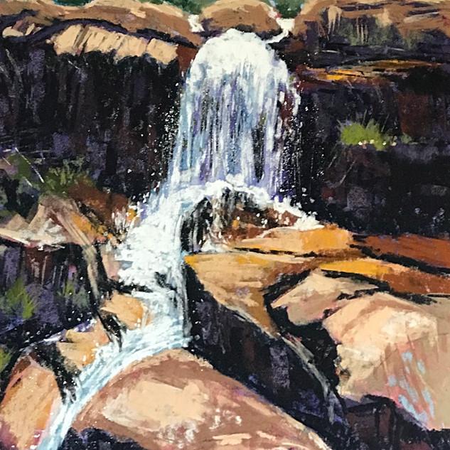 Caroline Reid Gibrata Falls