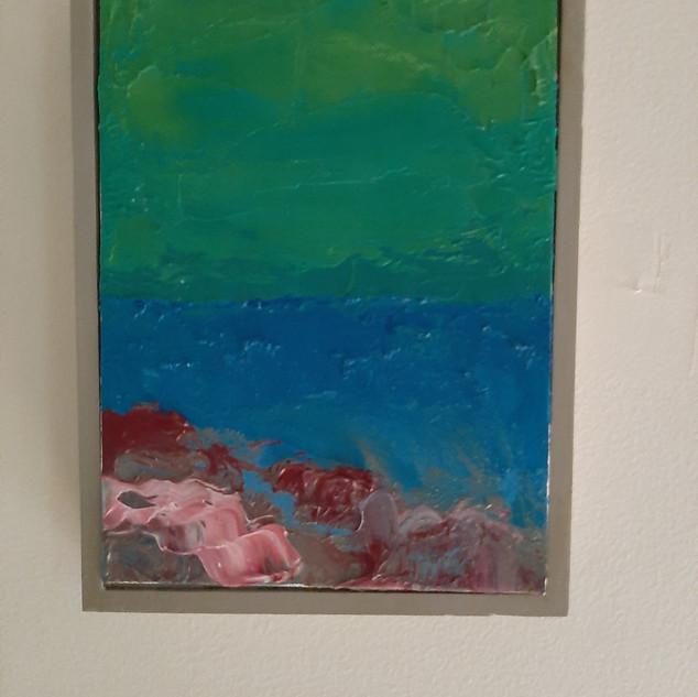 Bernard Hardy Sea and green