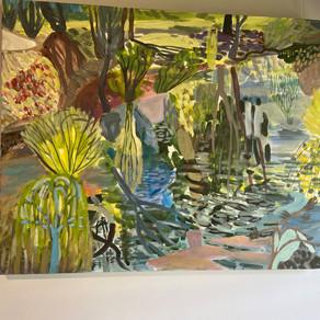 Lynne Flemons, By the dam