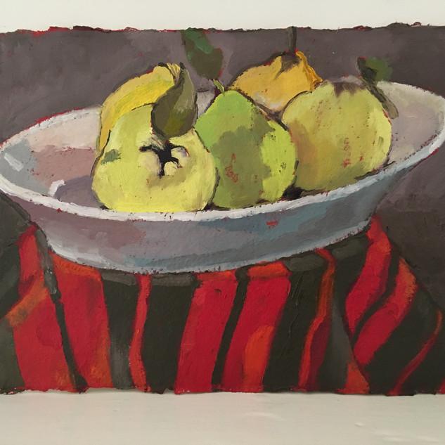 Robin howard quinces