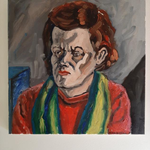 Bernard Hardy Woman