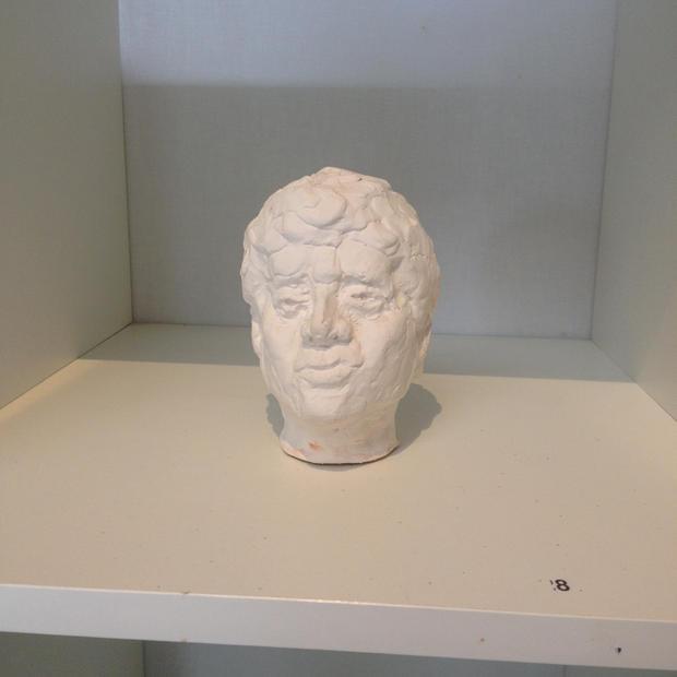 Bernard Hardy Ceramic head