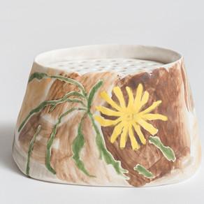 local flora vase