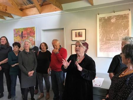 Eight gallery artists finalists in Goulburn Art Award