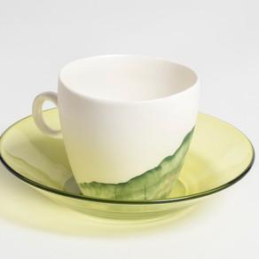 Mt Majura cup and saucer