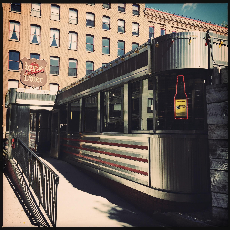 Diner as in movies, Williamsburg