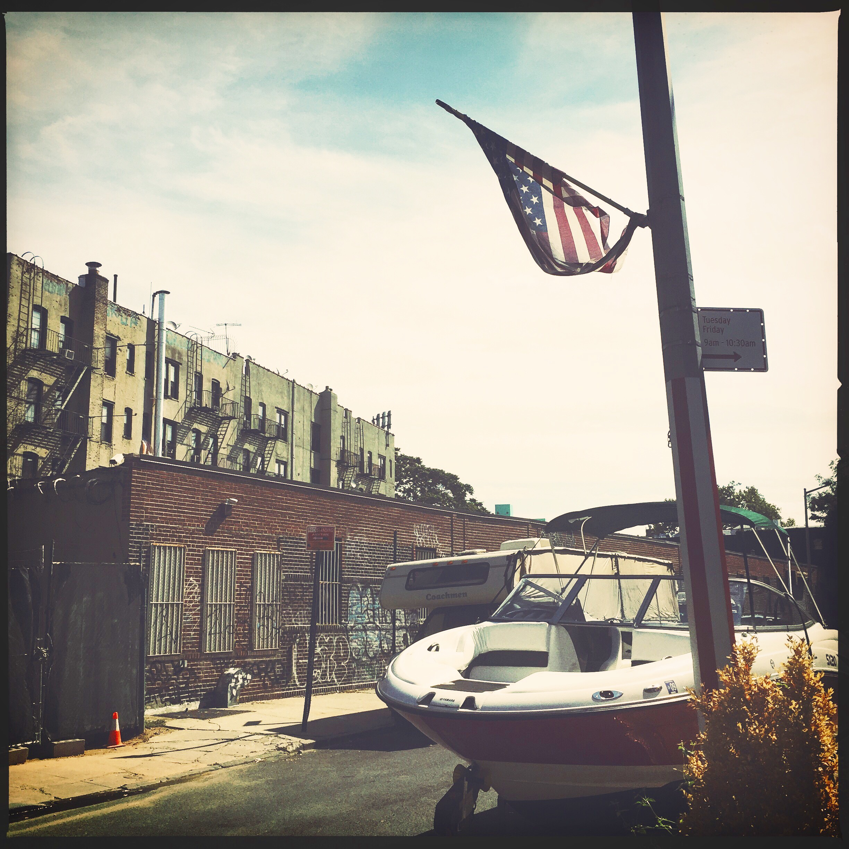 Williamsburg's neighborhood