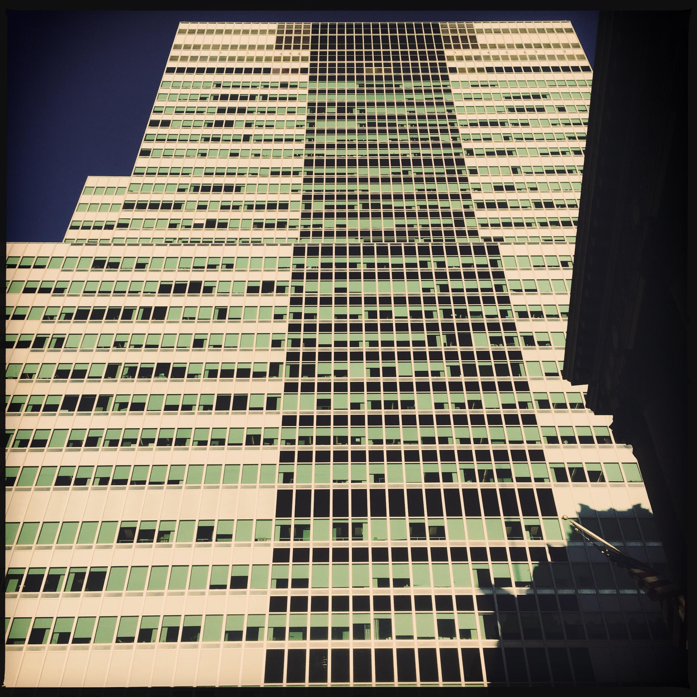 Gigantic Building, Downtown