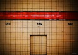 Nyc Subway's Wall (2014)