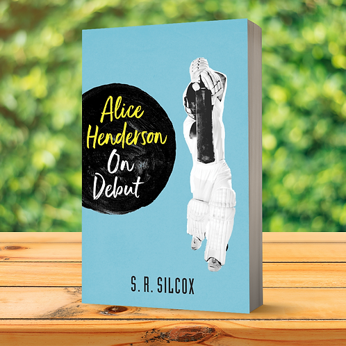 Alice Henderson on Debut- Book 1