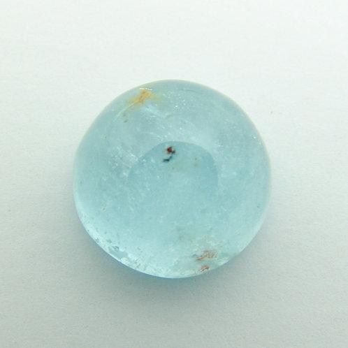Topázio azul natural