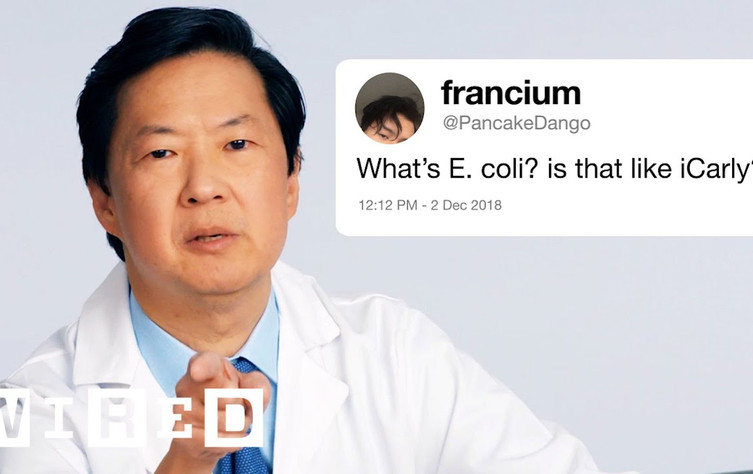 dr. ken jeong answers more medical questions from twitter (for reals)