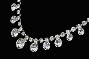 diamond necklase