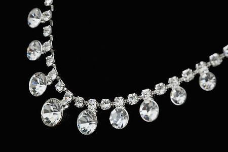 diamond necklase