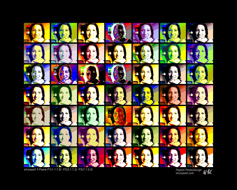 Portrait 7x7 Bilder