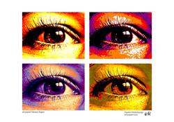 Heisse Augen
