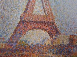 Eiffelturm-SEURAT