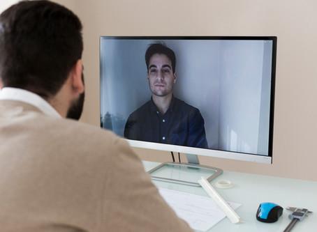 Pandemia consolida modelo de entrevistas de emprego online