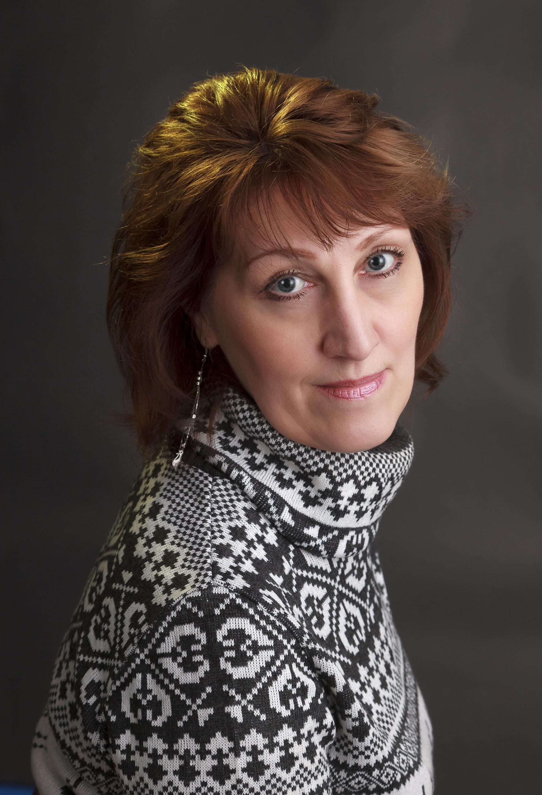 Светлана Бажина
