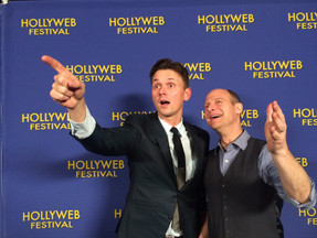 Darwin: The Series at the 2016 Hollyweb Festival!