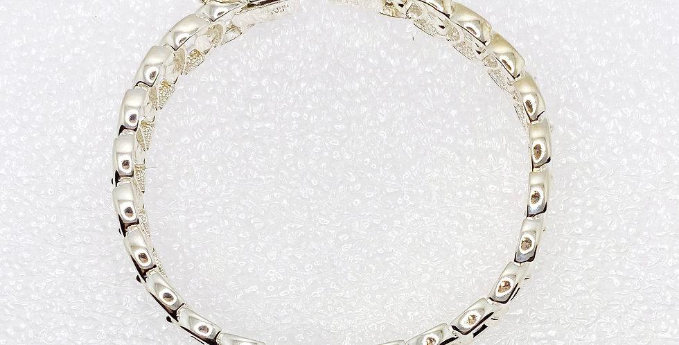 Robert Fisher Sterling Silver Bracelet
