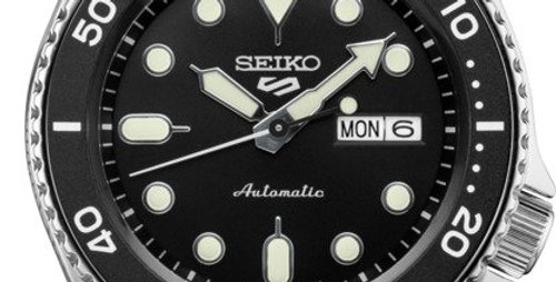 Seiko Automatic Stainless Steel Watch SRPD55