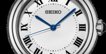 Seiko Analog Quartz Stainless Steel Women's Watch SRZ519