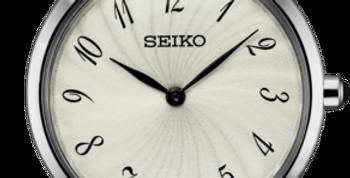 Seiko Analog Quartz Stainless Steel Women's Watch SFQ801