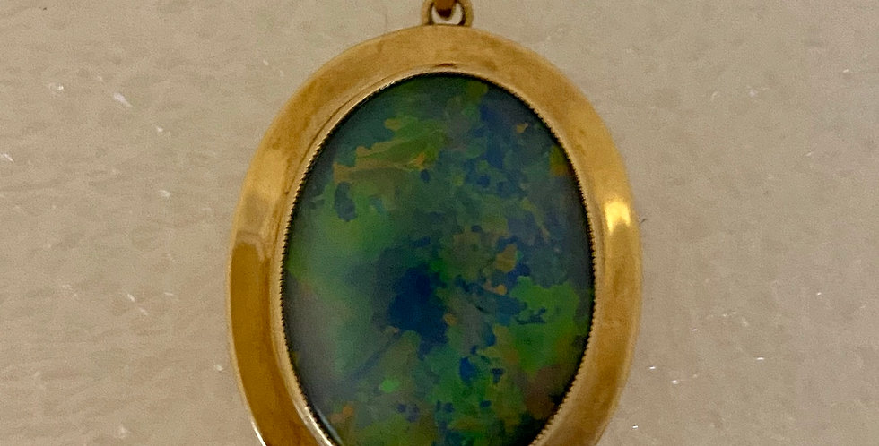 Opal Vintage Doublet