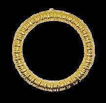 gold vintage necklace ferdinand jewelers