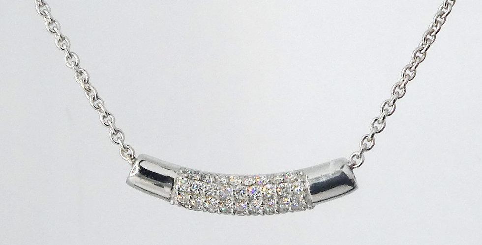 Diamond Slide Pendant