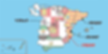 アリカンテの位置-地図