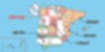 サラマンカの位置-地図