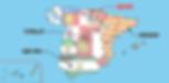 ビルバオの位置-地図